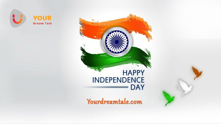 Happy Independence Day, YourDreamTale.com