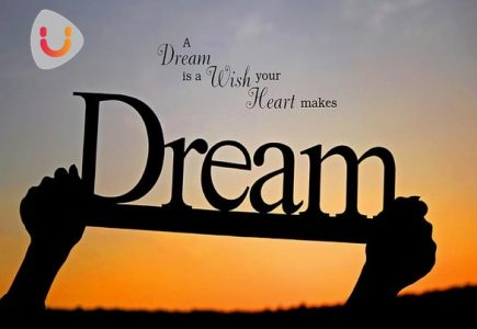 A dream is a wish your heart makes, YourDreamTale.com