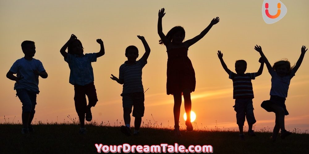 Joy of Making Others Dream Come True, YourDreamTale.com