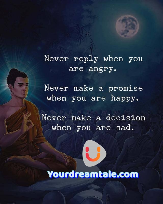 3 Nevers in Life, Yourdreamtale.com