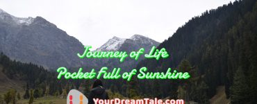Journey of Life: Pocket Full of Sunshine, yourdreamtale.com