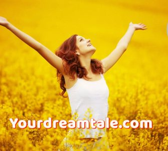 It's time to say, Yourdreamtale.com