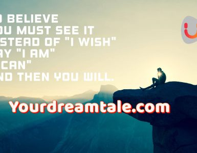 Create your own path and set your own trending style, Yourdreamtale.com