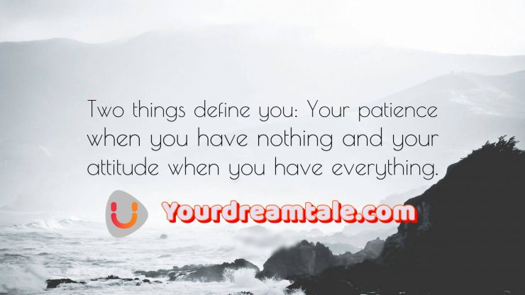 Positivity, hard work and will to succeed will be your strongest allies in life, Yourdreamtale.com