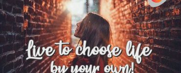 Live to choose life by your own!, Yourdreamtale.com